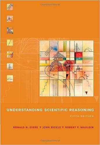 Understanding scientific reasoning 5th edition: amazon. Com: books.