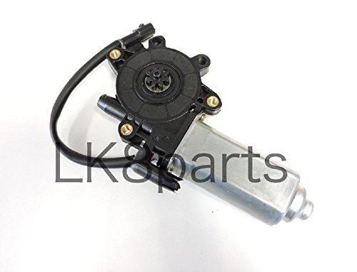 Proper Spec Land Rover Discovery 1 2 I II Window Regulator Motor Left LH CUR100450 New ()