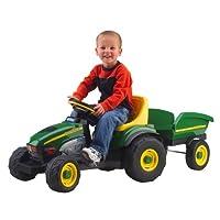 Peg Perego John Deere Tractor agrícola y remolque