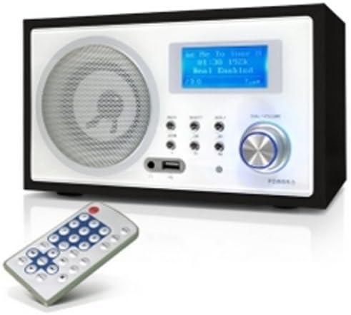 Cta Digital Global Net Internet Radio Alarm Clock