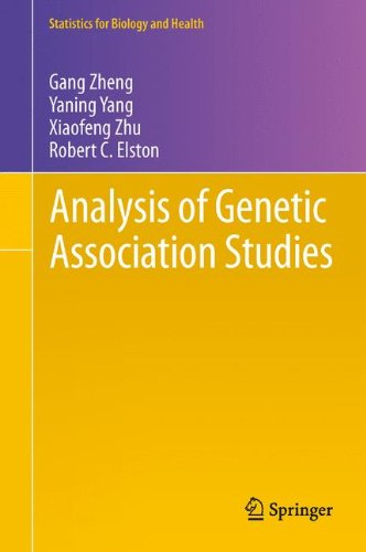 Analysis of Genetic Association Studies (Statistics for Biology and Health)