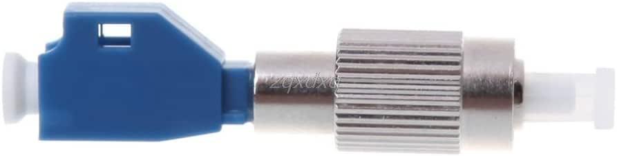 LC Female To FC Male Converter Adapter Fiber Optical Power Meter Coupler