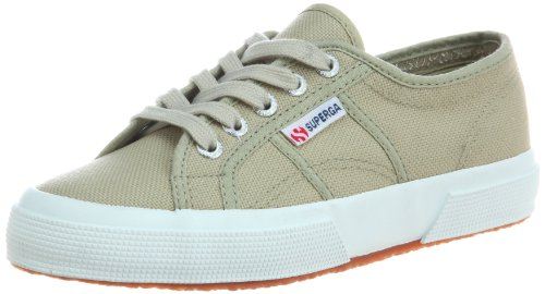 Superga Girls' 2750-Cotu Classic Low-Top Trainers Sabbia buy cheap for nice mu6eZjrgi