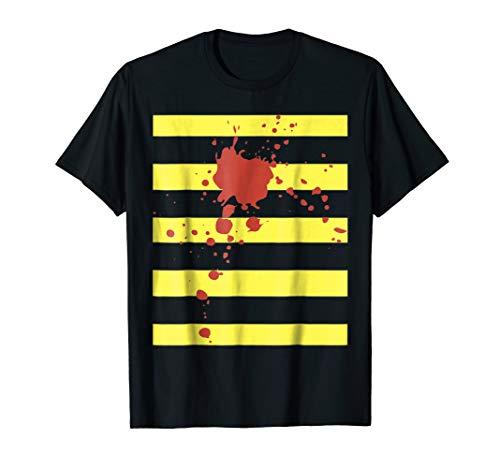 (Killer Bee Halloween Costume T Shirt)