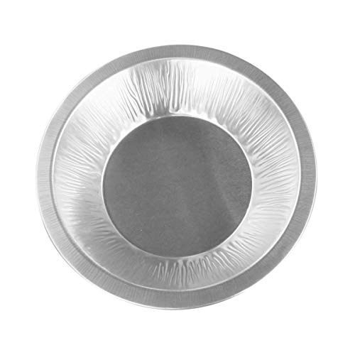 Disposable/Reusable Heavy Duty Aluminum 6 inch Mini Pie Pans Deep #677- 11 oz Capacity (1,000)