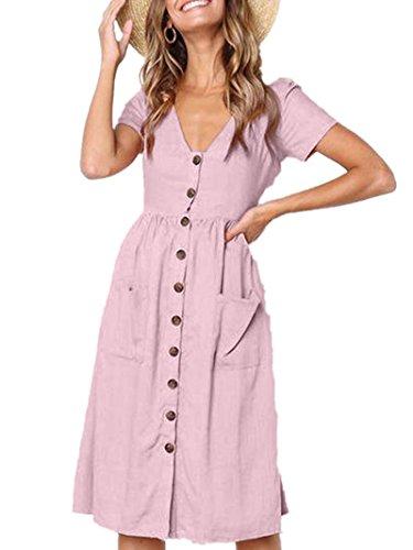 a30b7d56ad2b5 Winwintom Mujer Vestidos