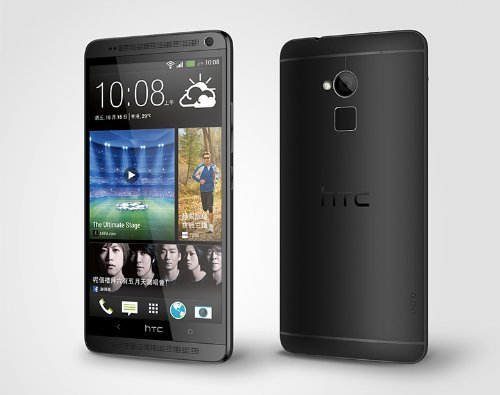 HTC One Max 803s Black (Factory Unlocked) 5.9 Inch , 1.7 Ghz Quad Core , 2gb Ram (Phone Htc One Max Unlocked)