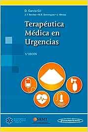 Terapéutica Médica en Urgencias: Amazon.es: Daniel García