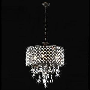 Jojospring Antique 4-light Round Chandelier …