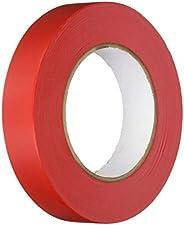 GameCraft Floor Marking Tape, Red, 1-inch x 60-Yard