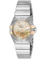 OMEGA wristwatch Constellation Co-Axial automatic 123.20.27.20.57.003