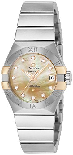 Wrist Watch Omega Automatic (OMEGA wristwatch Constellation Co-Axial automatic 123.20.27.20.57.003)