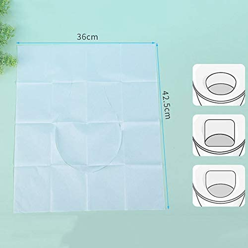 10個使い捨てトイレパッドマタニティ用品マタニティ旅行トイレトイレパッド防水細菌防止ポータブル