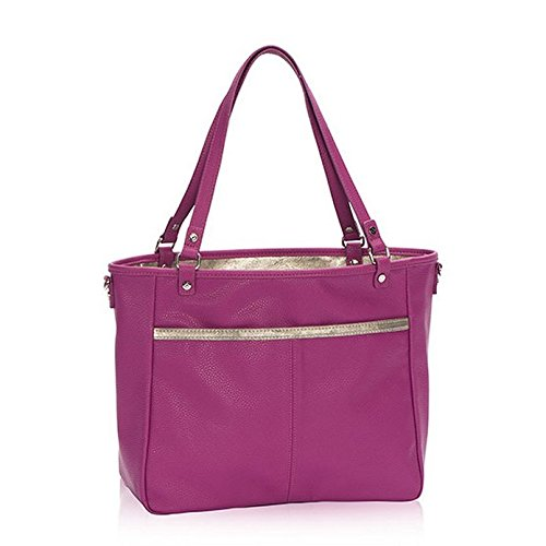 Thirty One Townsfair Reversable Tote Palace of Jewells Pebble (Thirty Purse Jewell One By)