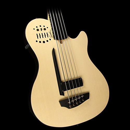 Godin A5 Ultra Fretless 5 String Bass - Natural SG  EN SA by Godin