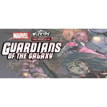 Marvel HeroClix: Guardians of the Galaxy Booster Brick (10) by WizKids by WizKids