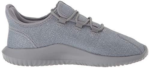 Unisex Three Adidas metallic Tubular Da grey Scarpe Three Silver Ginnastica Basse Bambini Shadow Grey zYwHYqaWU