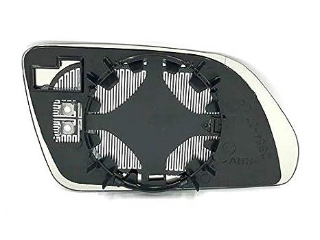 Spiegelglas links für VW POLO 6N2  Spiegel GLAS ASPHÄRISCH HEIZUNG ALKAR Außenspiegel & Zubehör Karosserieteile