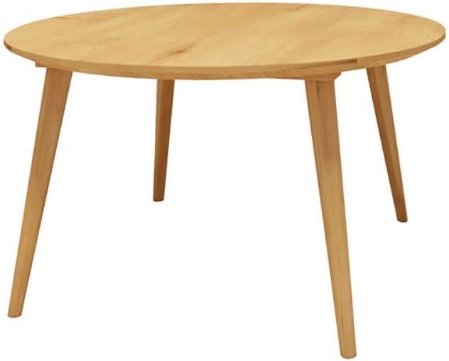 Verlaagde Prijs LUUDE massief houten ronde tafel, bijzettafel kleine salontafel nachtkastje voor kantoor lounge eetkeuken Style5 ZVTtw8I