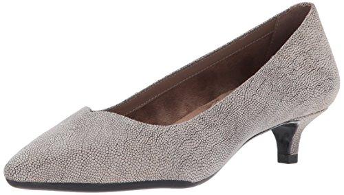 Shoes Ladies Aerosoles (Aerosoles Women's Code Dress Pump, Bone Combo, 8 M US)