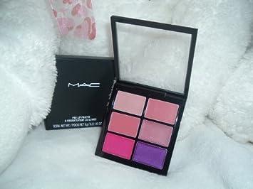 Mac Pro Lip Palette 6 Preferred Pinks Glamour Daze Beauty