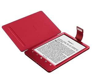 SONY PRSA-CL30 - rojo - Tapa protectora con luz para