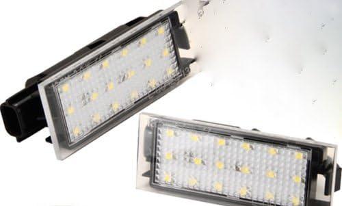 phil trade 4250957107963 Luces LED-SMD para Matrícula