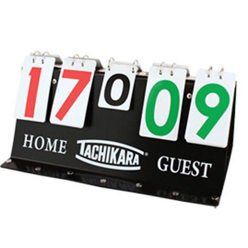 Tachikara PORTA-SCORE Portable Flip Scoreboard.
