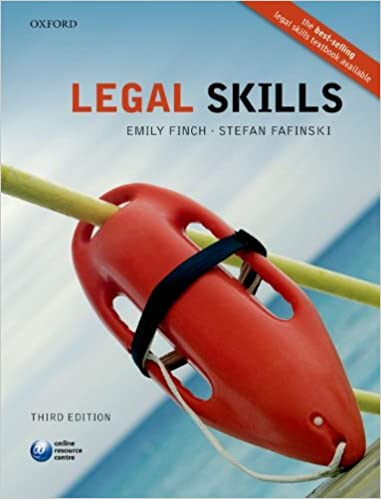 Legal skills amazon emily finch stefan fafinski legal skills amazon emily finch stefan fafinski 9780199599158 books fandeluxe Choice Image