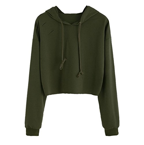 Challyhope-Women-Fashion-Hole-Sweatshirt-Solid-Jumper-Hooded-Pullover-Tops-Blouses