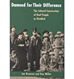img - for [(Damned for Their Difference)] [Author: Jan Branson] published on (June, 2002) book / textbook / text book