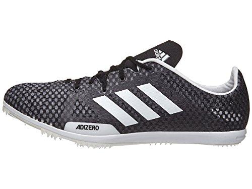 Adidas Adizero Corsa Delle Donne Ambizione 4 Nucleo Nero / Calzature Bianco / Arancio