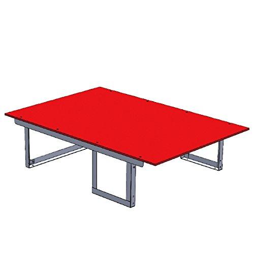 ジェフコム:バンキャビネット(テーブル) SCT-T07 B06Y52VWHF