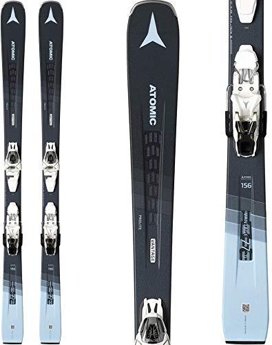 Atomic Vantage 77 Ti Skis w/ L10 GW Bindings Womens