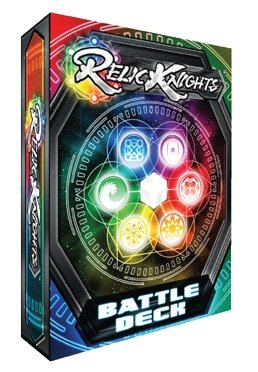 Relic Knights: Dark Space Calamity: Esper Deck