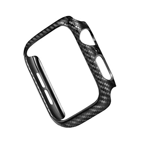 vanki Apple Watch Case Series 1 Thin PC iWatch Protective Cover for 38mm 42mm (42mm, Black 1)