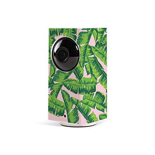 MightySkins Skin Compatible with Wyze Cam Pan - Jungle Glam | Protective, Durable, and Unique Vinyl Decal wrap Cover | Easy to Apply, Remove, and Change Styles | Made in - Glam Cami