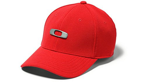 Oakley Men's Metal Gas Can 2.0 Red Line Hat Cap - Size - Gas Oakley Cans