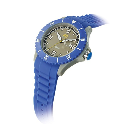 40Nine Extra Large Periwinkle Watch product image
