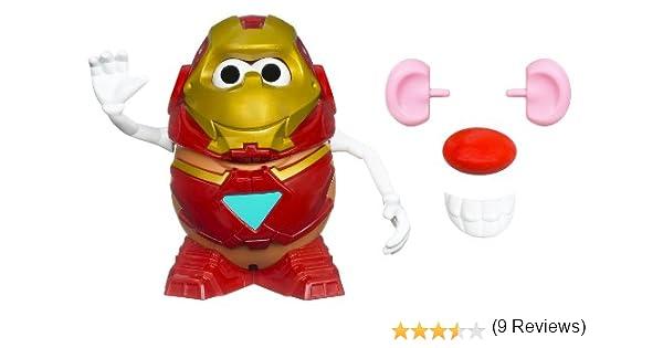 HASBRO Mr. Potato Head Iron Man 2 Tony Starch (japan import ...