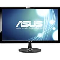 Asus Vk228h. Csm 21.5 Led Lcd Monitor . 16:9 . 5 Ms . Adjustable Display Angle . 1920 X 1080 . 16.7 Million Colors . 250 Nit . 80,000,000:1 . Full Hd . Speakers . Dvi . Hdmi . Vga . Usb . 25 W . Black . Energy Star, Tco Certified Displays 5.2, Erp, J. Moss (Japanese Rohs), Weee, Rohs, Epeat Gold Product Type: Computer Displays/Monitors