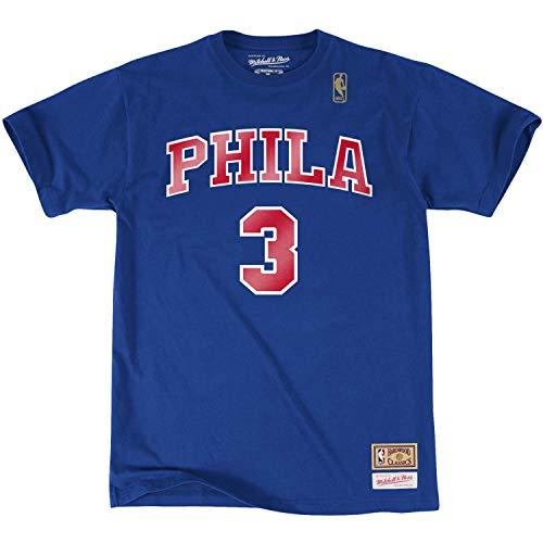 - Allen Iverson Philadelphia 76ers Mitchell & Ness NBA Men's