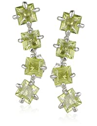 Princess Cut Earring Jackets