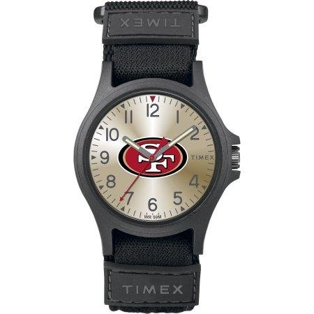 NFL Tribute Collection Pride Men's Timex Watch - San Francisco 49ers