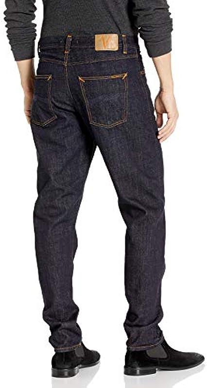 Nudie Jeans Steady Eddie Ii Rinsed jeansy męskie: Odzież