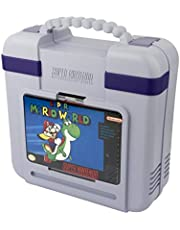 PDP 708056062347 SNES Classic Deluxe Carrying Case for the Super Nintendo Classic Console