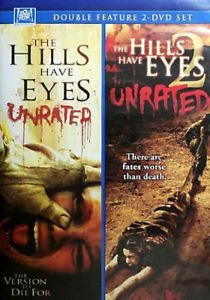 The Hills Have Eyes 1 and 2 Double Feature Unrated DVD Collection (WS) (The Hill Have Eyes)