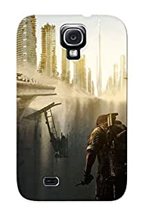 Exultantor Durable Defender Case For Galaxy S4 Tpu Cover(spec Ops The Line) Best Gift Choice