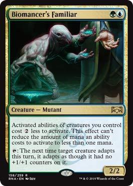 Magic: The Gathering - Biomancer's Familiar - Ravnica Allegiance ()