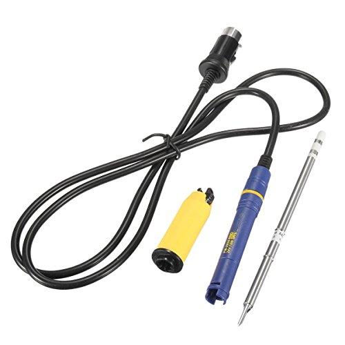 Muktat_ FM-2028 24V 70W Soldering HandleT12 Iron Tips Kits For Solder Station FX-951